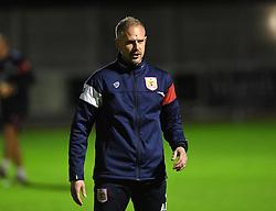 Assistan coach Alex Ball of Bristol City  - Mandatory by-line: Alex Davidson/JMP - 16/11/2017 - FOOTBALL - Woodspring Stadium - Weston-super-Mare, England - Bristol City U23 v Bristol Rovers U23 - Central League Cup