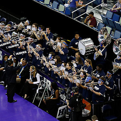 Apr 9, 2013; New Orleans, LA, USA; Connecticut Huskies band performs against the Louisville Cardinals before the championship game in the 2013 NCAA womens Final Four at the New Orleans Arena. Mandatory Credit: Derick E. Hingle-USA TODAY Sports