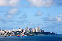 in the beautiful city of salvador in bahia state brazil