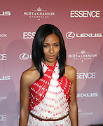 Jada Pickett Smith at The Essence Magazine Celebrates Black Women in Hollywood Luncheon Honoring Ruby Dee, Jada Pickett Smith, Susan De Passe & Jurnee Smollett at the Beverly Hills Hotel on February 21, 2008 in Beverly Hills, CA