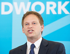 JULY 31 2013 Grant Shapps Speaking at the Policy Exchange