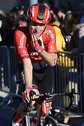 March 15, 2019 - Brignoles, France - BRIGNOLES, FRANCE - MARCH 15 : BAKELANTS Jan (BEL) of TEAM SUNWEB pictured during stage 6 of the 2019 Paris - Nice cycling race with start in Peynier and finish in Brignoles  (176,5 km) on March 15, 2019 in Brignoles, France, 15/03/2019  (Credit Image: © Panoramic via ZUMA Press)