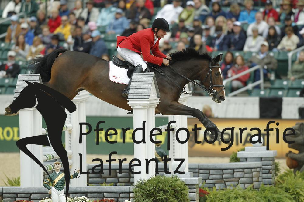 TOMASZEWSKI Antoni, Trojka<br /> Kentucky - Alltech FEI WEG 2010<br /> /Stefan Lafrentz