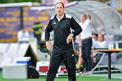 Ante Simundza, coach of NS Mura during football match between NK Maribor and NS Mura in 2nd Round of Prva liga Telekom Slovenije 2018/19, on July 29, 2018 in Ljudski vrt, Maribor, Slovenia. Photo by Mario Horvat / Sportida