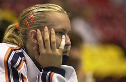 17-06-2000 JAP: OKT Volleybal 2000, Tokyo<br /> Nederland - Italie 2-3 / Mirjam Orsel