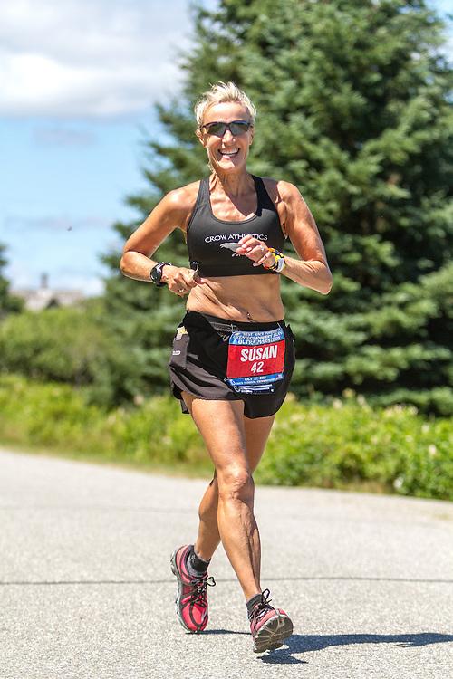 Great Cranberry Island Ultra 50K road race: Susan Stirrat