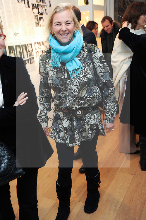 COUNTESS DORA DELLA GHERARDESCA at a private view of photographs by Nick Ashley held at the Sladmore Gallery, 32 Bruton Place, London on 13th January 2010.