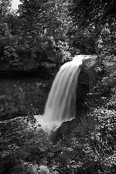 Minnehaha Falls Park, Minneapolis, Minnesota.
