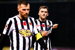 Martin Smith of Chorley - Mandatory by-line: Ryan Crockett/JMP - 09/11/2019 - FOOTBALL - One Call Stadium - Mansfield, England - Mansfield Town v Chorley - Emirates FA Cup first round