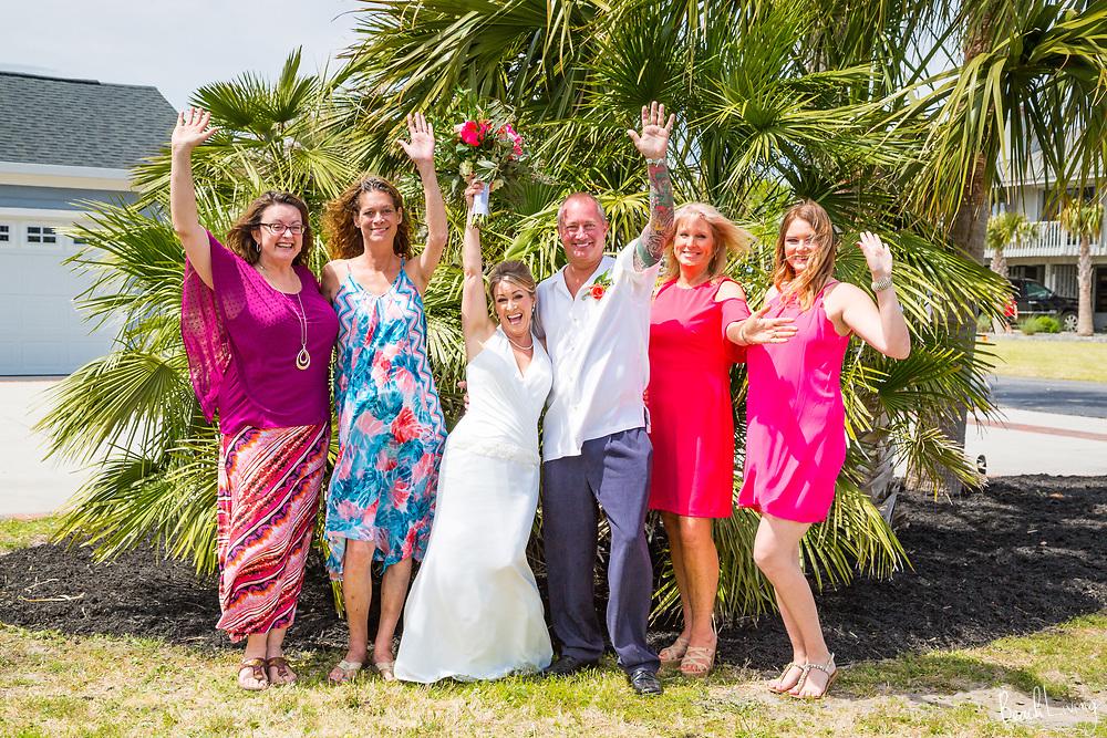 Shawn and Cheryl Ann Wedding