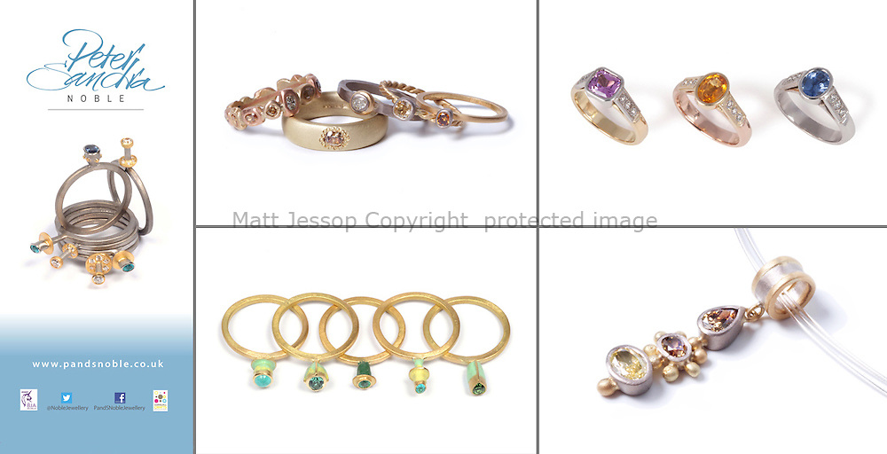 CLIENT: PETER AND SANDRA NOBLE. www.noblejewellers.co.uk //     <br /> PROJECT: Print and Website //   <br /> DESIGN: FRESCA MARKETING anna@frescamarketing.co.uk
