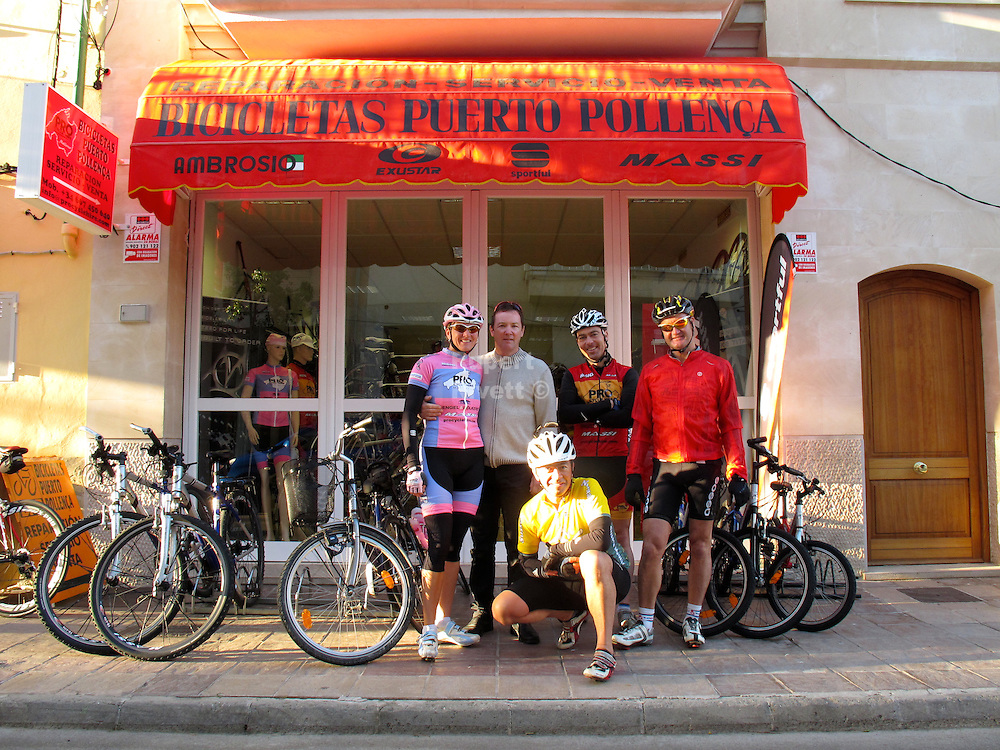 The Mark Paton cycling trip to Mallorca