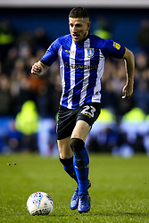 Sam Hutchinson of Sheffield Wednesday - Mandatory by-line: Robbie Stephenson/JMP - 04/03/2019 - FOOTBALL - Hillsborough - Sheffield, England - Sheffield Wednesday v Sheffield United - Sky Bet Championship
