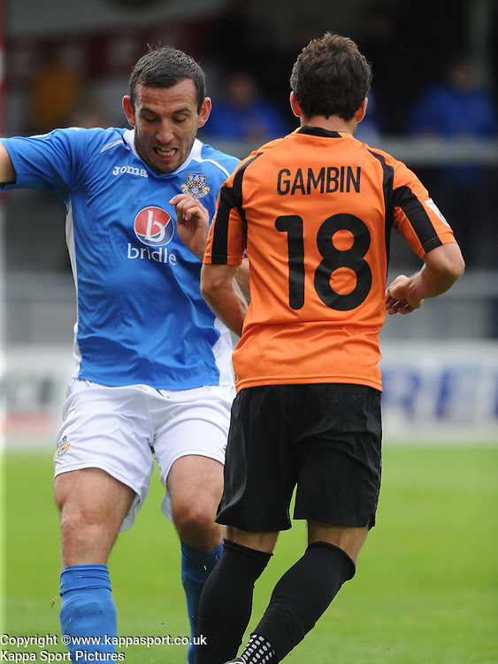 Craig Stanley, Eastleigh Barnet v Eastleigh, Vanarama Conference, Saturday 4th October 2014