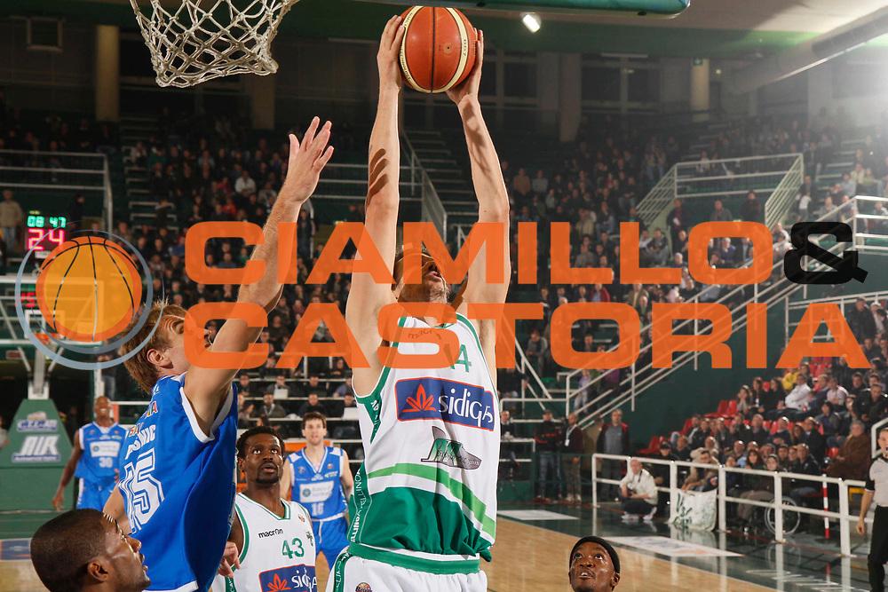 DESCRIZIONE : Avellino Lega A 2011-12 Sidigas Avellino Banco di Sardegna Sassari<br /> GIOCATORE : Jurica Golemac<br /> SQUADRA : Sidigas Avellino<br /> EVENTO : Campionato Lega A 2011-2012<br /> GARA : Sidigas Avellino Banco di Sardegna Sassari<br /> DATA : 06/11/2011<br /> CATEGORIA : rimbalzo<br /> SPORT : Pallacanestro<br /> AUTORE : Agenzia Ciamillo-Castoria/A.De Lise<br /> Galleria : Lega Basket A 2011-2012<br /> Fotonotizia : Caserta Lega A 2011-12 Sidigas Avellino Banco di Sardegna Sassari<br />  Predefinita :