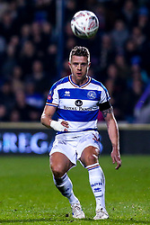 Jake Bidwell of Queens Park Rangers - Mandatory by-line: Robbie Stephenson/JMP - 15/02/2019 - FOOTBALL - Loftus Road - London, England - Queens Park Rangers v Watford - Emirates FA Cup fifth round proper
