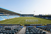 The MEMS Priestfield Stadium before the Sky Bet League 1 match between Gillingham and Crewe Alexandra at the MEMS Priestfield Stadium, Gillingham, England on 12 March 2016. Photo by David Charbit.