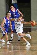 DESCRIZIONE : Chieti Termosteps U16 European Championship Men Preliminary Round Italy Czech Republic<br /> GIOCATORE : Andrea Traini<br /> SQUADRA : Nazionale Italiana Uomini U16<br /> EVENTO : Chieti Termosteps U16 European Championship Men Preliminary Round Italy Czech Republic Campionato Europeo Maschile Under 16 Preliminari Italia Repubblica Ceca<br /> GARA : Italy Czech Republic<br /> DATA : 17/08/2008 <br /> CATEGORIA : palleggio<br /> SPORT : Pallacanestro <br /> AUTORE : Agenzia Ciamillo-Castoria/M.Marchi<br /> Galleria : Europeo Under 16 Maschile<br /> Fotonotizia : Chieti Termosteps U16 European Championship Men Preliminary Round Italy Czech Republic<br /> Predefinita :