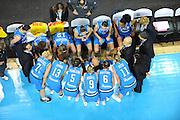 DESCRIZIONE : Riga Latvia Lettonia Eurobasket Women 2009 Qualifying Round Russia Italia Russia Italy<br /> GIOCATORE : Team Italia <br /> SQUADRA : Italia Italy<br /> EVENTO : Eurobasket Women 2009 Campionati Europei Donne 2009 <br /> GARA : Russia Italia Russia Italy<br /> DATA : 14/06/2009 <br /> CATEGORIA : special timeout<br /> SPORT : Pallacanestro <br /> AUTORE : Agenzia Ciamillo-Castoria/M.Marchi