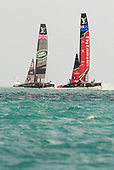 America's Cup Challenger Playoff Semi Finals