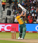 Chris Morris of South Africa during the 2016 T20 International Series match between South Africa and Australia in Kingsmead Stadium Durban, Kwa-Zulu Natal on 04 March 2016©Muzi Ntombela/Backpagepix