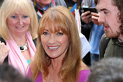 © Licensed to London News Pictures. Dominion Cinema. Edinburgh International Film Festival, Jane Seymour,  BEREAVE,  25/06/2015, Photo Credit: M.Pocwiardowski/LNP