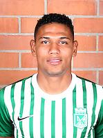 Colombia League - Postobom Liga 2014-2015 -<br /> Club Atletico Nacional Medellin - Colombia / <br /> Alexander Mejia