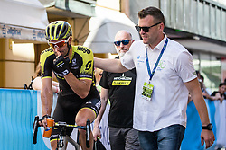 Luka Mezgec (SLO) of Mitchelton - Scott during 2nd Stage of 26th Tour of Slovenia 2019 cycling race between Maribor and Celje (146,3 km), on June 20, 2019 in Slovenia.. Photo by Matic Klansek Velej / Sportida
