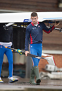 Caversham, Nr Reading, Berkshire.<br /> Richard CHAMBERS<br /> GBRowing Media Day.<br /> <br /> Wednesday 11.05.2016<br /> <br /> [Mandatory Credit: Peter SPURRIER/Intersport Images]