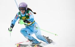 MAZETina of Slovenia competes during 1st Run of 50th Golden Fox Audi Alpine FIS Ski World Cup Ladies Slalom, on February 2, 2014 in Podkoren, Kranjska Gora, Slovenia. (Photo By Matic Klansek Velej / Sportida.com)