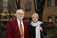 FEB 11 2014 Dave Lee Travis at Southwark Court