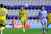 AFC Wimbledon midfielder Callum Reilly (33)  during the EFL Sky Bet League 1 match between Coventry City and AFC Wimbledon at the Trillion Trophy Stadium, Birmingham, England on 17 September 2019.