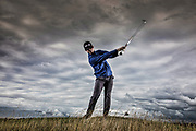 PING shoot, Dundonald Links with Brandon Stone.