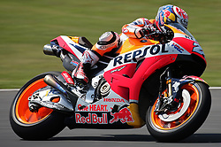 May 23, 2018 - Barcelona, Spain - Dani Pedrosa (Honda) during the Moto GP test in the Barcelona Catalunya Circuit, on 23th May 2018 in Barcelona, Spain. (Credit Image: © Joan Valls/NurPhoto via ZUMA Press)