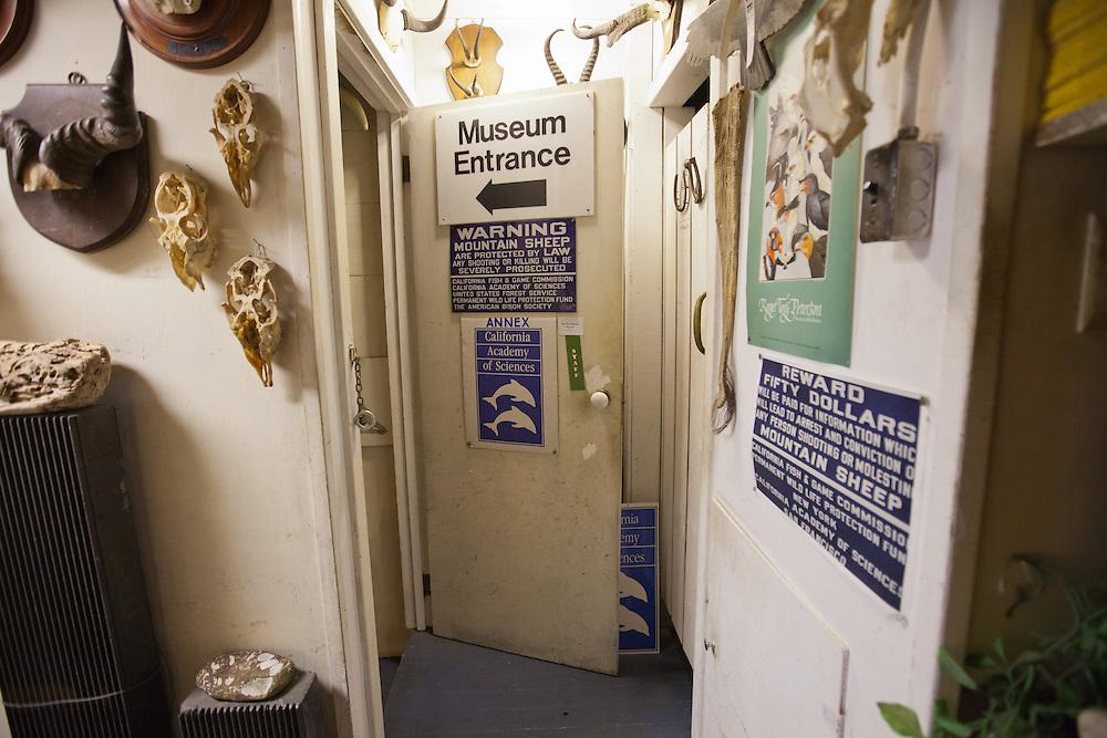Entrance to Ray Banda's Bone Palace