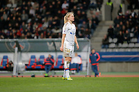 Ada Hegerberg (Olympique Lyonnais) during the Women's French Championship D1 football match between Paris Saint Germain and Olympique Lyonnais on February 5, 2016 at Charlety stadium in Paris, France - Photo Stephane Allaman / DPPI