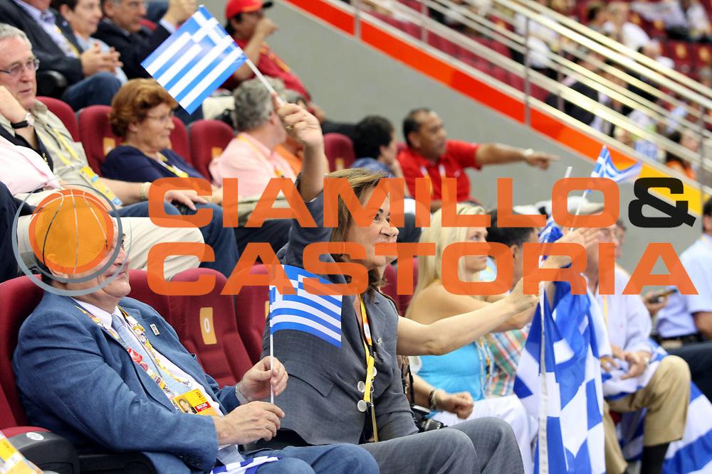 DESCRIZIONE : Beijing Pechino Olympic Games Olimpiadi 2008 Greece Germany<br />GIOCATORE : Primo Ministro<br />SQUADRA : Grecia<br />EVENTO : Olympic Games Olimpiadi 2008<br />GARA : Grecia Germania<br />DATA : 12/08/2008 <br />CATEGORIA : Ritratto<br />SPORT : Pallacanestro <br />AUTORE : Agenzia Ciamillo-Castoria/G.Ciamillo<br />Galleria : Beijing Pechino Olympic Games Olimpiadi 2008 <br />Fotonotizia : Beijing Pechino Olympic Games Olimpiadi 2008 Greece Germany<br />Predefinita :
