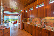 Home Gardiners Bay Dr, Designed in 1970 by acclaimed architect Norman Jaffe, Shelter Island, NY