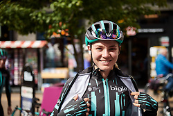 Martina Alzini (ITA) at Boels Ladies Tour 2019 - Stage 3, a 156.8 km road race starting and finishing in Nijverdal, Netherlands on September 6, 2019. Photo by Sean Robinson/velofocus.com