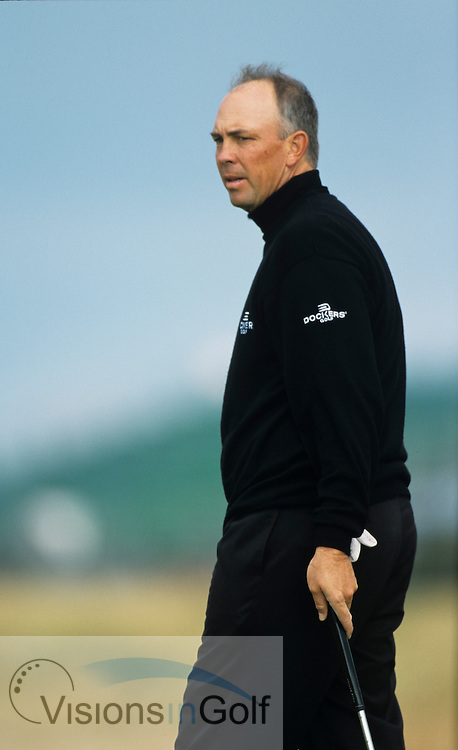 Tom Lehman 2001<br />
