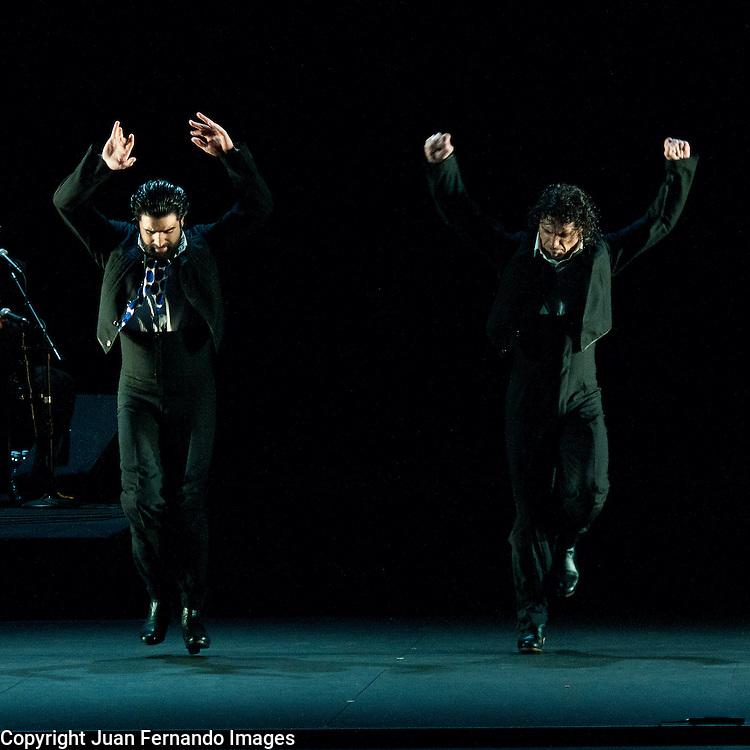 Manuela Carrasco Company presenting Suspiro Flamenco at the New York City Center