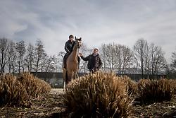 Tilleman Luc, Vernaet Frédéric, Stal T&L<br /> Stal T&L - Heikant 2017<br /> © Hippo Foto - Dirk Caremans<br /> 13/03/17