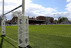 Goldrington Road, home of Bedford Blues - Mandatory by-line: Robbie Stephenson/JMP - 23/04/2016 - RUGBY - Goldrington Road - Bedford, England - Bedford Blues v Bristol Rugby - Greene King IPA Championship
