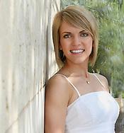 graduation portrait, female beauty portrait, Dallas headshot photographer