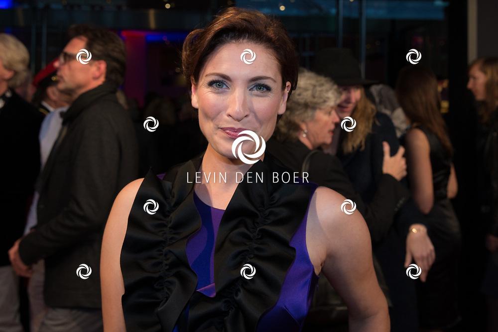 UTRECHT - In het Beatrix Theater is het Nederlands Film Festival (NFF) geöpend door de film 'J.Kessels'. Met hier op de foto Vivienne van den Assem. FOTO LEVIN DEN BOER - PERSFOTO.NU