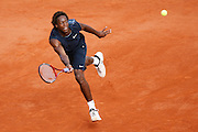 Monday June 2nd 2008. Roland Garros. Paris, France. .Gael MONFILS against Ivan LJUBICIC..Round of 16 (4th Round)...