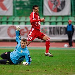 20091205: Football - Soccer - PrvaLiga, NK Interblock vs NK Domzale