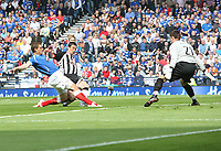 Rangers v St Mirren<br /> Scottish Cup Semi Final<br /> Hampden Park<br /> Glasgow<br /> 25th April 2009<br /> <br /> Andrius Velicka goal<br /> <br /> Ian MacNicol - Colorsport<br /> <br /> Email: info@colorsport.co.uk<br /> Telephone: 01306 712233<br /> Fax: 01306 712260<br /> <br /> Address<br /> The Old Sawmill<br /> Rusper Road<br /> CAPEL<br /> Surrey<br /> RH5 5HF<br /> <br /> Registration: registration@colorsport.co.uk<br /> Sales: sales@colorsport.co.uk<br /> Enquiries: ask@colorsport.co.uk
