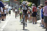 Montaguti Matteo - Ag2r La Mondiale  - 27.06.2015 - Championnat d'Italie 2015 -Turin<br />Photo : Sirotti / Icon Sport