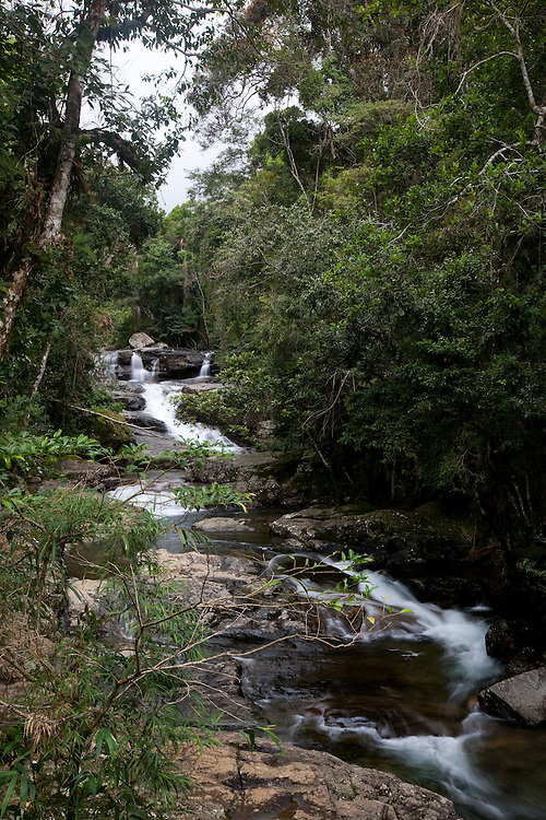 Alto Caparao_MG, Brasil...Cachoeira Vale Verde no Parque Nacional do Caparao...The Vale Verde waterfall in the National Park of Caparao...Foto: BRUNO MAGALHAES / NITRO